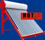 A energia solar no aquecedor de água (JHNP)
