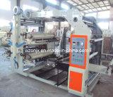 4color 1.2m Non Woven Fabric Printing Machine