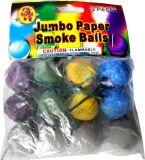 Farben-Rauch-Kugel-Feuerwerke (Lehmshell)