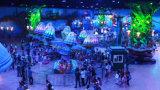 Paseos en Globo de parque infantil de Samba carrera feliz columpio medusas a la venta