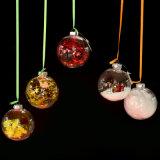 Het Lichte Gebruik van de Decoratie van Kerstmis voor Kerstboom