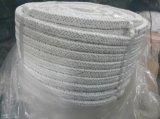 Asbest-quadratisches Seil für Wärmeisolierung-und Dichtungs-Materialien