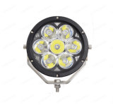 7 pouces 10-30V Voiture phare de travail LED 70W/Projecteurs/Combo conduite hors des cris de faisceau feux de route