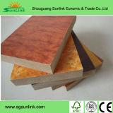 MDF plaqué en hêtre (panneau de fibres de densité moyenne) pour meubles