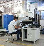 video macchina di misurazione 3D con la sonda BRITANNICA