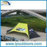 Двухполюсный Рекламная печать событий Star палатку в области жилья
