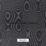 Pellicole di stampa di Hydrographics del reticolo di disegno di larghezza di Bd0.5m, pellicole di stampa di Hydrographics per i punti esterni e parti Bdg261-5 dell'automobile