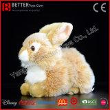 Lapin mou de jouet de peluche de peluche de lapin pour des gosses
