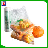 Barata 100% biodegradable bolsa de plástico de embalaje de alimentos