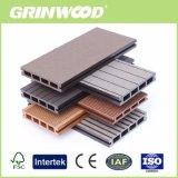 Hohler Decking mit Gebäude Material-Holz Plastikzusammensetzung