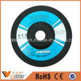 Disco abrasivo sottile e rotondo della Cina del metallo della mola di taglio