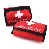 旅行携帯用手持ち型の医学キットの救急処置の薬キットのポータブルは大きい丸薬記憶袋を組織する