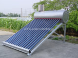 Calentador de agua solar de Termas Solares 200L Inoxidable