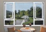 Nette Entwurfs-europäische Art-Aluminiumflügelfenster-Fenster