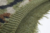 [لسس] 'نمو جيش اللون الأخضر [إينترسا] كنزة مع عنق مستديرة