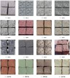 현무암, 반암, 사암, 황산동, 격판덮개 또는 포석을 포장하는 화강암
