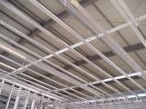 Profilo d'acciaio galvanizzato, profilo del soffitto, profilo del muro a secco, profilo del metallo e vite prigioniera del metallo