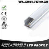 내각 빛을%s Pn4140 알루미늄 LED 단면도