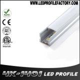 Pn4140 LED 선형 가벼운 알루미늄 밀어남 LED 알루미늄 단면도