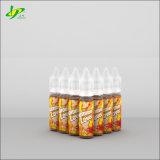 Jugo líquido anaranjado del vapor del jugo del sabor E Vaping de la calidad natural pura del 100%