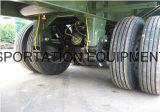 40 voeten Aanhangwagen van 3axles van Flatbed Semi