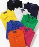 Maglietta di polo (camicia di polo 017)