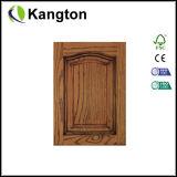 シェーカー様式の食器棚のドア(カシ)