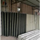 Balai de nettoyage en nylon industriel de pommes de terre de rouleau pour la rondelle