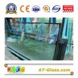 het Geïsoleerded die Glas van het Glas van de Vlotter van 3~12mm voor het Venster van de Bouw van het Meubilair wordt gebruikt