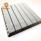 Comitato di legno di acustica del legname di forte prestazione fonoassorbente visivamente attraente