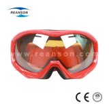 Breiter Anblick-große Objektiv-Schnee-Sport-Schutzbrillen