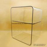 Удалите PMMA / Plexglass / стеклянная / акриловые таблица подставка для дисплея дисплей счетчика площади
