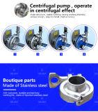 ペーストのための一定した圧力水供給ポンプ