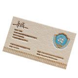 Handmade Art Personnalisé Papier de coton en relief des cartes de visite