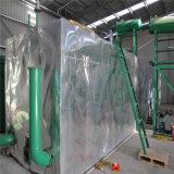 Abbassare Sulfer con la macchina utilizzata distillazione della raffineria di petrolio dell'olio del nero di alta qualità