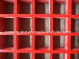FRPの格子、Fibergalssの塀、GRPの壁パネル、装飾、建築材、ガラス繊維の格子