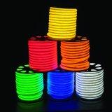 IP68適用範囲が広いネオン管RGB 220Vの高い発電LEDのネオン屈曲LEDのネオン管