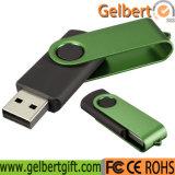 cadeau de promotion de 8 Go Lecteur Flash USB pivotant Avec logo personnalisé