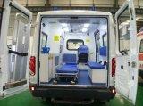 Iveco аварийный автомобиль скорой помощи ICU/машина скорой помощи для продажи Mslcy4