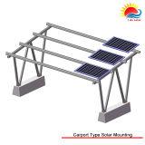 Carports решение для монтажа солнечной энергии, современные методы комплекты Carport из анодированного алюминия с возможностью горячей замены