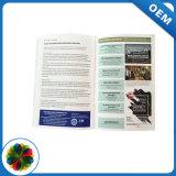 precio de fábrica colorido bajo coste de impresión de folletos
