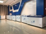Bcd232両開きドアの大きい容量の箱のフリーザー