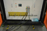 1000kw発電機をテストする3段階の負荷バンク