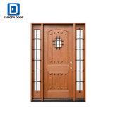 Portello rustico interno classico popolare della vetroresina