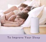 Portátil de 100 ml de aceite Aromaterapia Aroma Difusor Aroma humidificador ultrasónico de niebla fría
