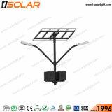 単一アーム35W太陽電池パネルLEDの道路ライト