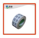 Высокое качество бумаги штрих-кодов на наклейке/индивидуальную подпись