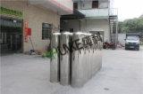 Piscina exterior de aço inoxidável do depósito do filtro de Areia