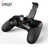 Il regolatore senza fili di Gamepad di vendita più calda di Ipega Pg-9076 2018 per il PC del Android, del SONY PS3 e di Windows, supporta sia Bluetooth che il collegamento della radio 2.4G