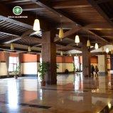 El aluminio madera con forma de U el deflector azulejos de techo con ISO9001